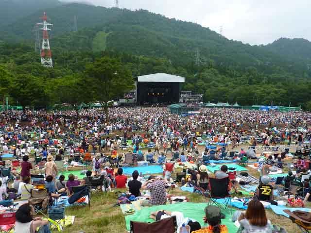 fuji-rock